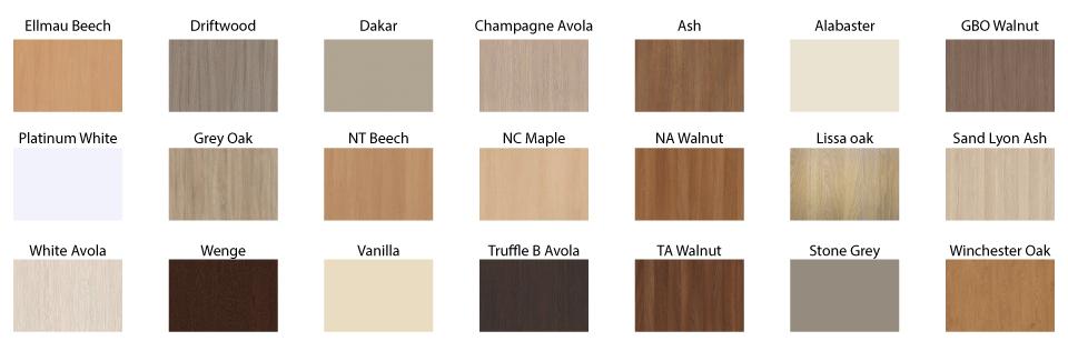 21 Interior Colours